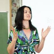 Наталья Абакумова